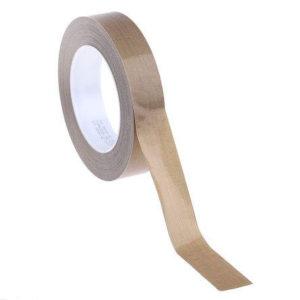 Páska lepící BOPP 25mm AKRYL HNĚDÁ