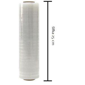 Folie STRETCH 25cm / 23µm